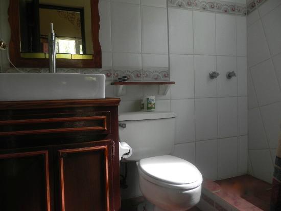 Albatros Condo Hotel: Bathroom