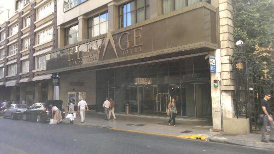 Elevage Buenos Aires Hotel: Hotel Elevage