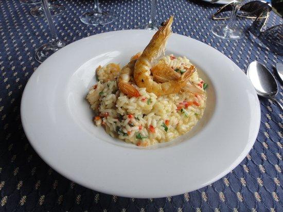 Lo de Tere: The Seafood Risotto