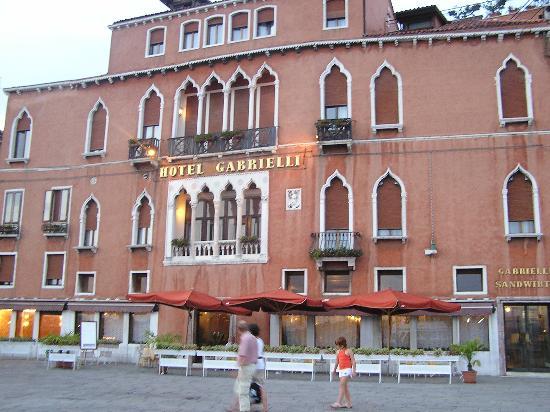 Hotel Gabrielli Sandwirth Tripadvisor