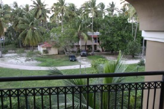 Now Larimar Punta Cana: view from our room