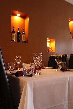 Babelfish Bistro : Dining Room