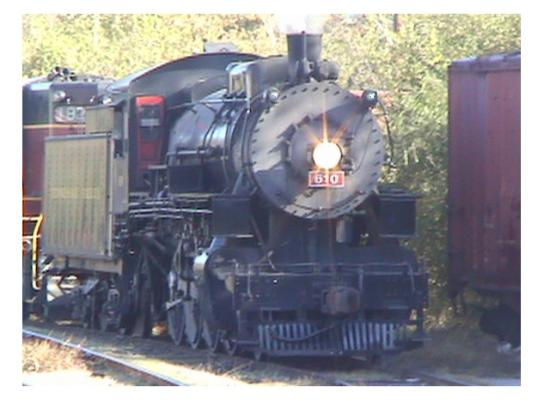 Tennessee Valley Railroad (TVR): nice scenery