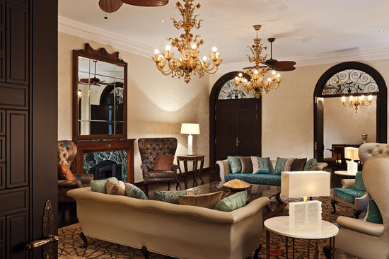 Sofitel Legend Old Cataract Aswan: Agatha Christie Suite