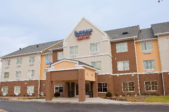 Fairfield Inn & Suites Memphis East/Galleria : Welcome to the Fairfield Inn & Suites Memphis