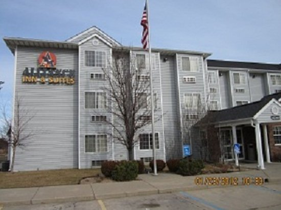 Alliance Inn and Suites: Exterior Photo