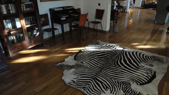 Araxa Hotel : zona wifi gratis