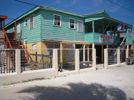 Mira Mar Hotel, Caye Caulker, BZ