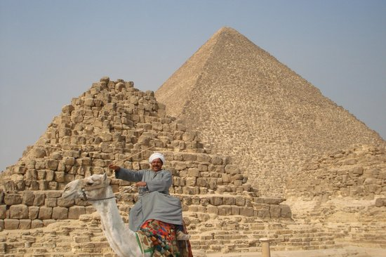 Egypt on the Move Day Tours : Pyramids up Close