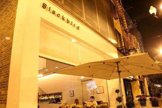 Photo of American Restaurant Blackbird at 619 W. Randolph, Chicago, IL 60606, United States