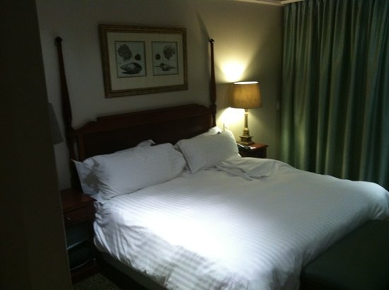 Protea Hotel Edward: bed