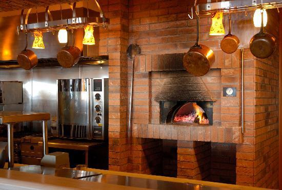 Pizza Oven The Bistro