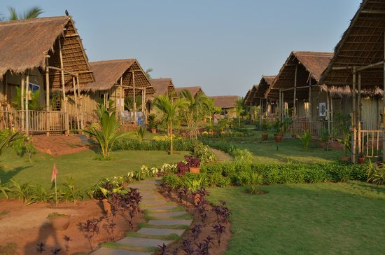 Bamboo House Goa: i miss this place...
