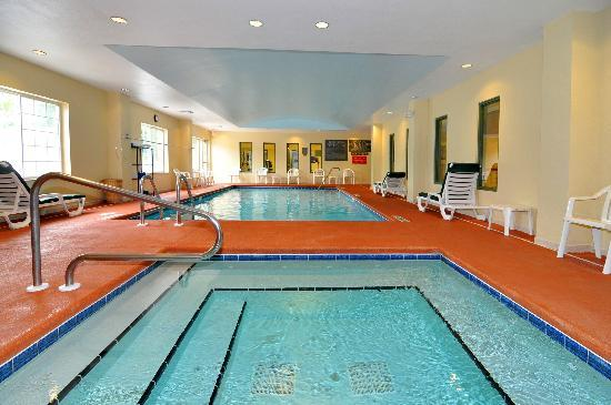 Country Inn & Suites by Radisson, Pensacola West, FL: Indoor Pool