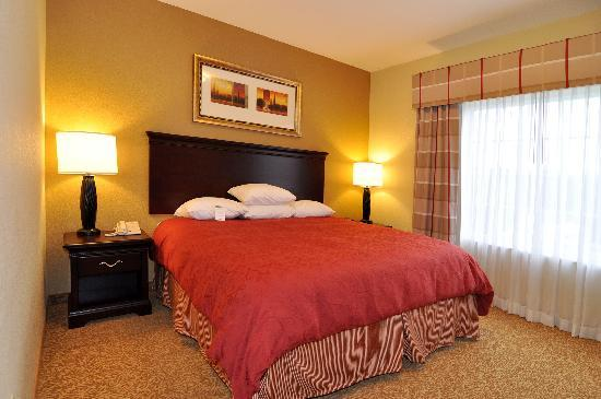Country Inn & Suites By Carlson, Pensacola West: King Suite