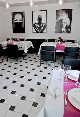 Platinum Palace Residence : Restaurant Platinum