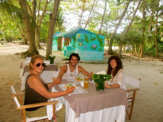 Playa Koralia: Breakfasts were a highligh
