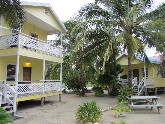Maxhapan Cabanas: cabanas