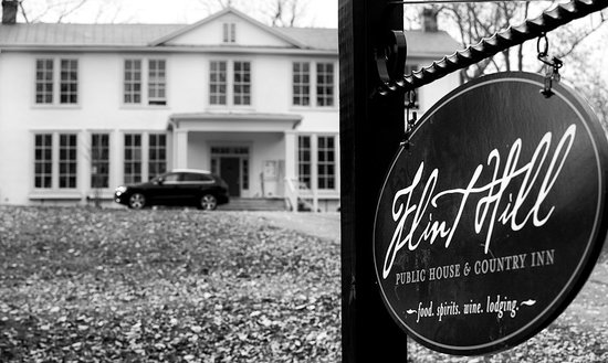 Flint Hill Public House & Country Inn: Totally renovated and now open under new management.