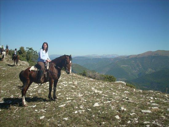 Agriturismo Bartoli: passeggiata sui monti alti!