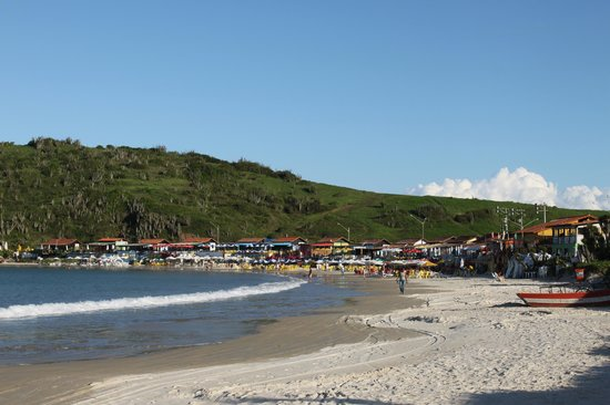 Cabo Frio, RJ: Playa das conchas