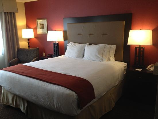 Holiday Inn Express & Suites Phoenix Tempe University: King Bed