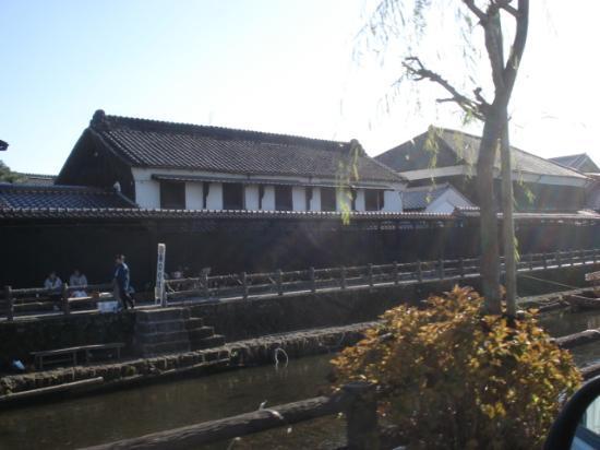 Tochigi, Japan: 蔵の町並み