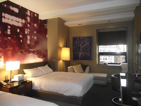 Grand Hyatt New York : Our room