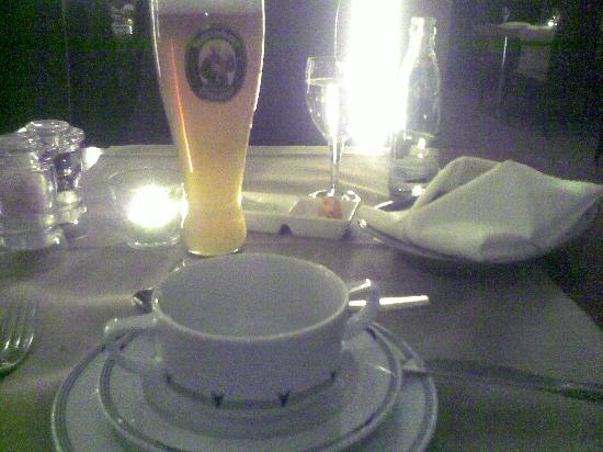 Dorint Kongresshotel Düsseldorf/Neuss: restaurant