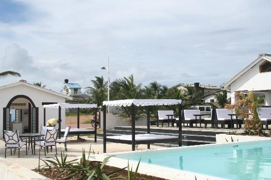 Pearl Restaurant Lounge: Pearl resto lounge