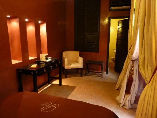 Riad hermes hotel marrakech maroc voir les tarifs - Prix chambre hotel mamounia marrakech ...