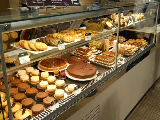 McDonalds - Champs Elysees: pastries at Mickey D's