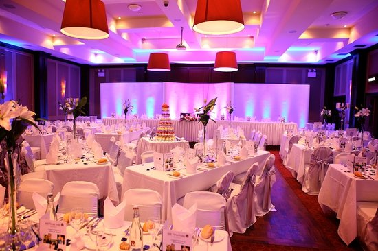 Mill Times Hotel Westport: Wedding setting