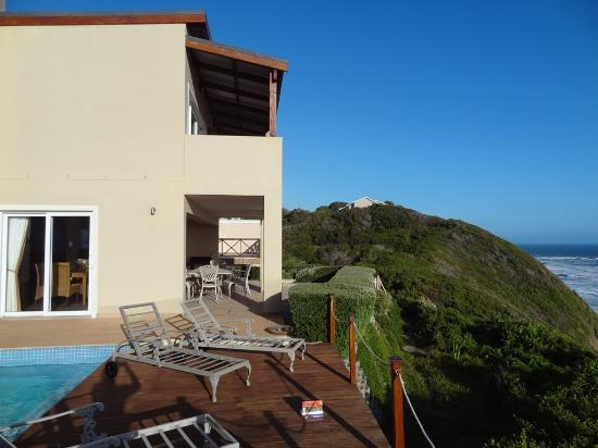 Brenton On The Rocks Guesthouse : Stunning Setting