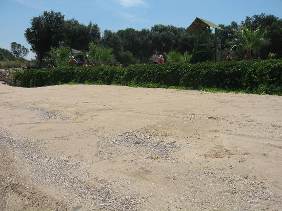 Cleopatra Island : Cleopatra's beach