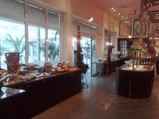 Mercure Hotel Dortmund Centrum: Frühstücks Buffet