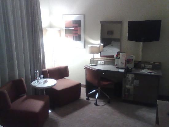 Mercure Hotel Dortmund Centrum: Standard Zimmer