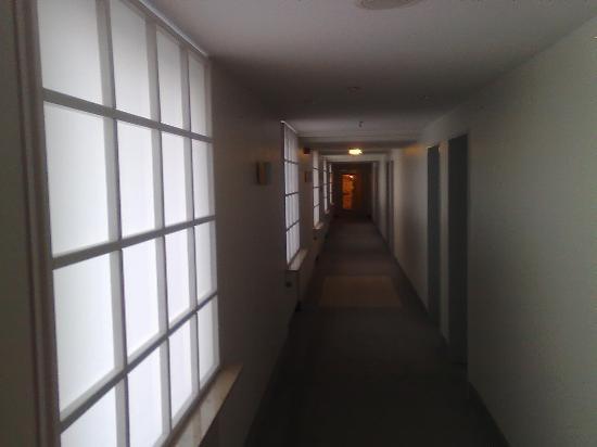 Mercure Hotel Dortmund Centrum: Flur