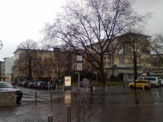 Mercure Hotel Dortmund Centrum: Hotelgebäude