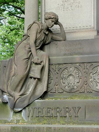 Homewood Cemetery: Wherry on Weary