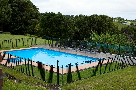 Murojum Farm : The Beautiful Swimming Pool