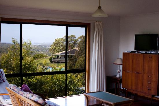 Murojum Farm : View from Rodney's Cottage