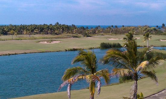 The St. Regis Punta Mita Resort: Great views