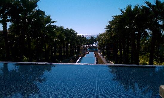 The St. Regis Punta Mita Resort: Pool view
