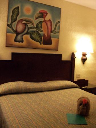 Hotel Riu Lupita: habitacion