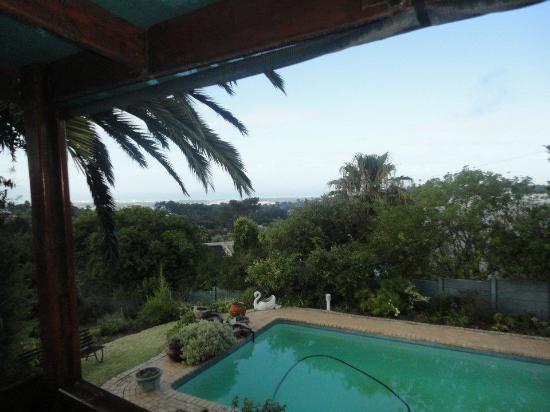 Huis Waveren: View from Palms Suite