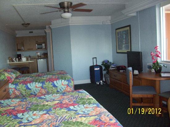 Coral Sands Inn & Seaside Cottages Ormond Beach: room