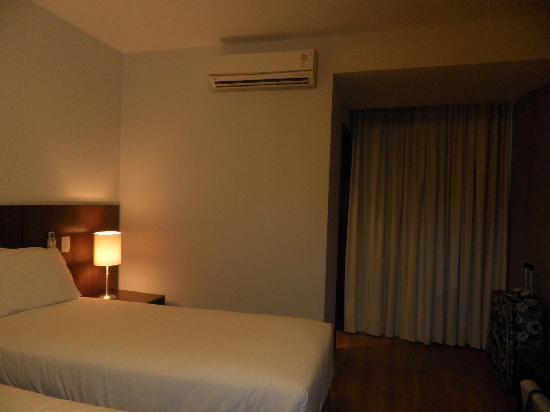 H3 Hotel Paulista: Double room