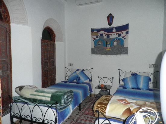 Dar Hafsa: A double room