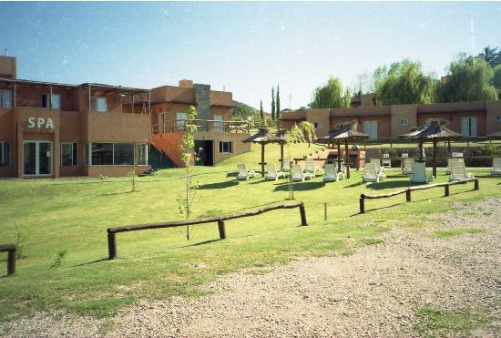 Las Terrazas Posada: Mis maravillosas vacaciones en Posada Las Terrazas - Potrero de los Funes - San Luis